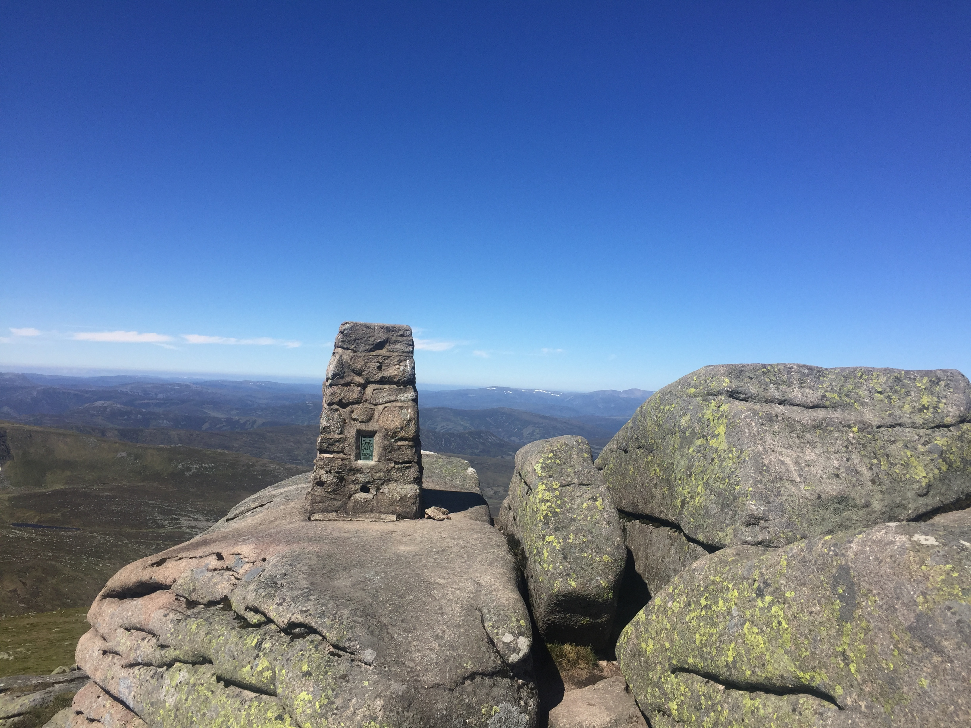 Lochnagar Summit