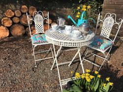 Springtime Breakfast Spot