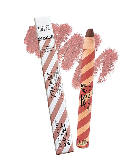 Hydrating Tinted Lip Balm - TOFFEE
