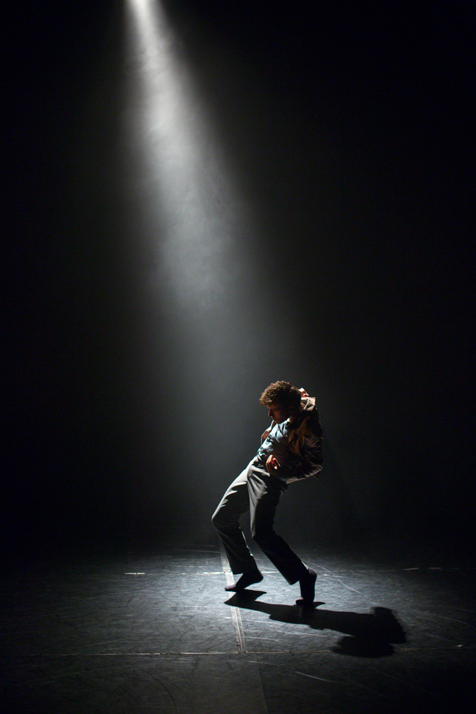 Disappearing Act - Hofesh Shechter