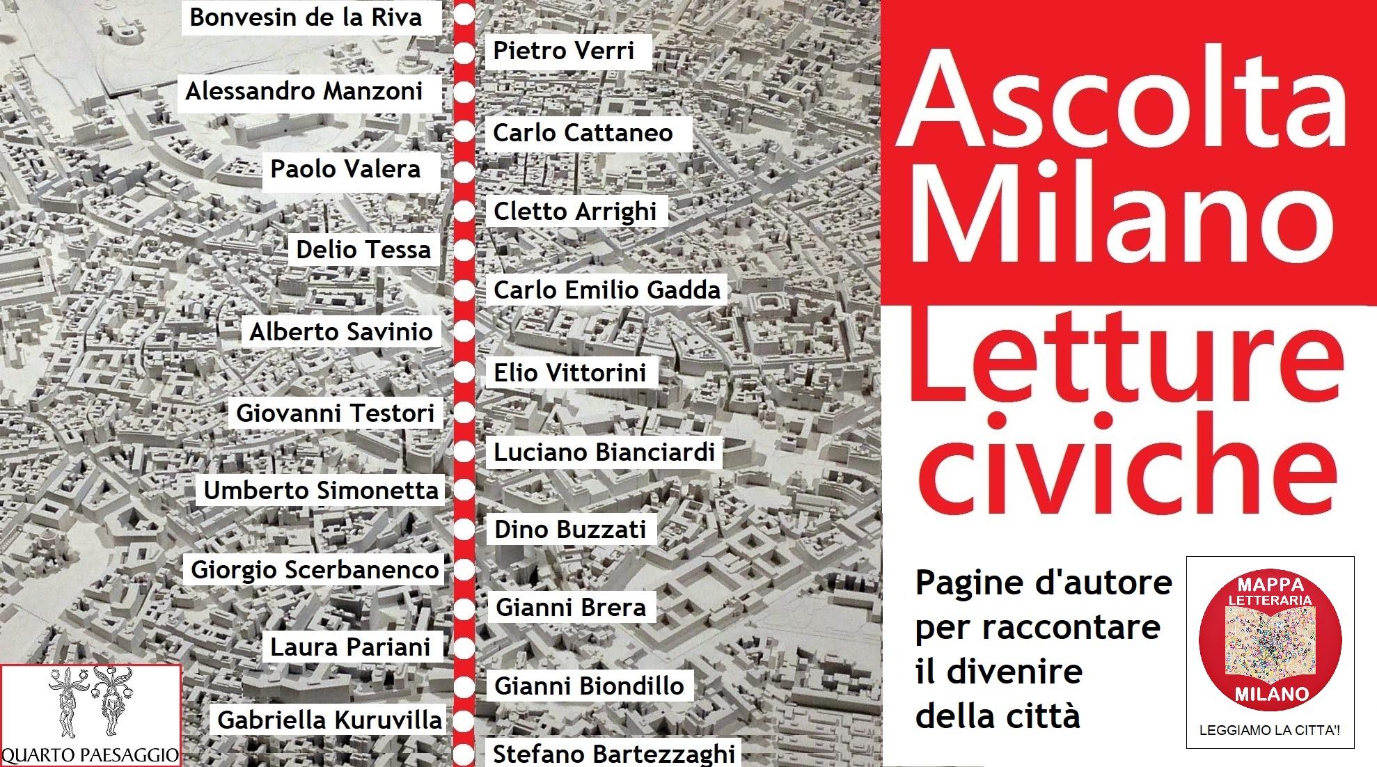 Ascolta Milano