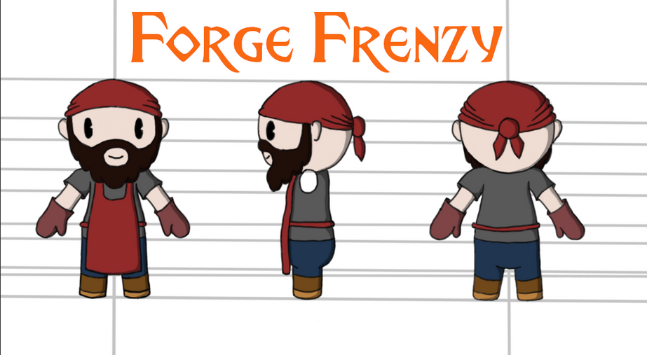 Forge Frenzy (Unity)