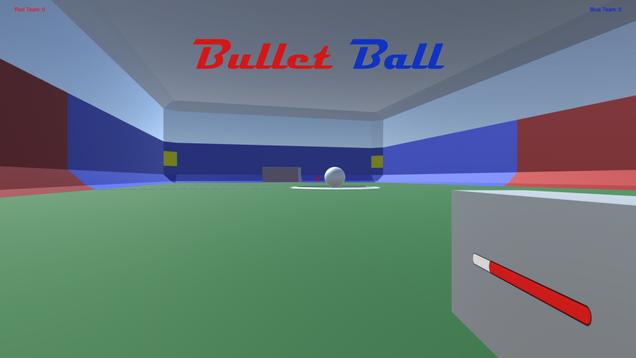 Bullet Ball (Unity)