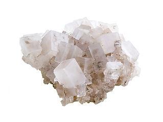 close-up-of-rock-salt-against-white-back
