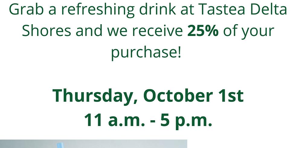 Dine and Donate - Tastea Delta Shores (1)