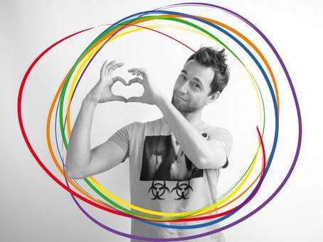 OUVERTURE DU FESTIVAL DES CULTURES LGBT