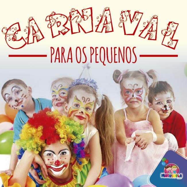 Carnaval para os Pequenos