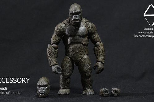 Jungle lord custom action figure