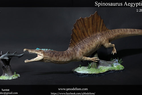 Spinosaurus aegyptiacus 1:20 Statue