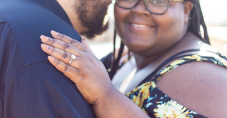 Belle Isle Engagement Session - Michelle & Anthony