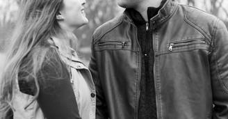 Midwinter Engagement Session - Cole & Jasmine