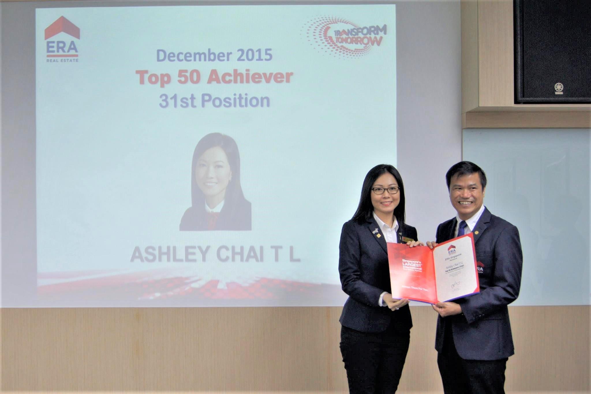 December 2015 Top 31st