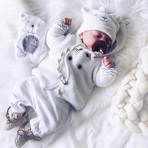 Minimellows - Ninica polarni Medvedek