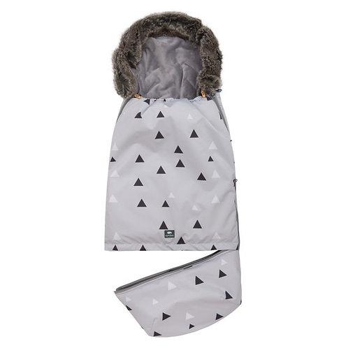 Zimska vreča Samiboo - Trikotniki