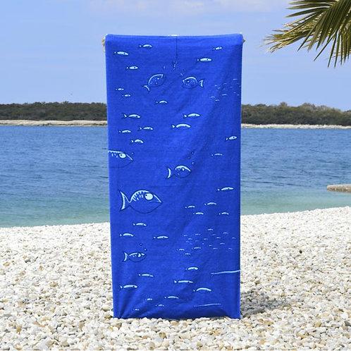 PUZZLE TOWEL: Družinska sestavljiva brisača