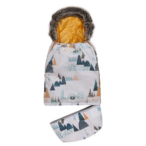 Zimska vreča Samiboo - Hribčki