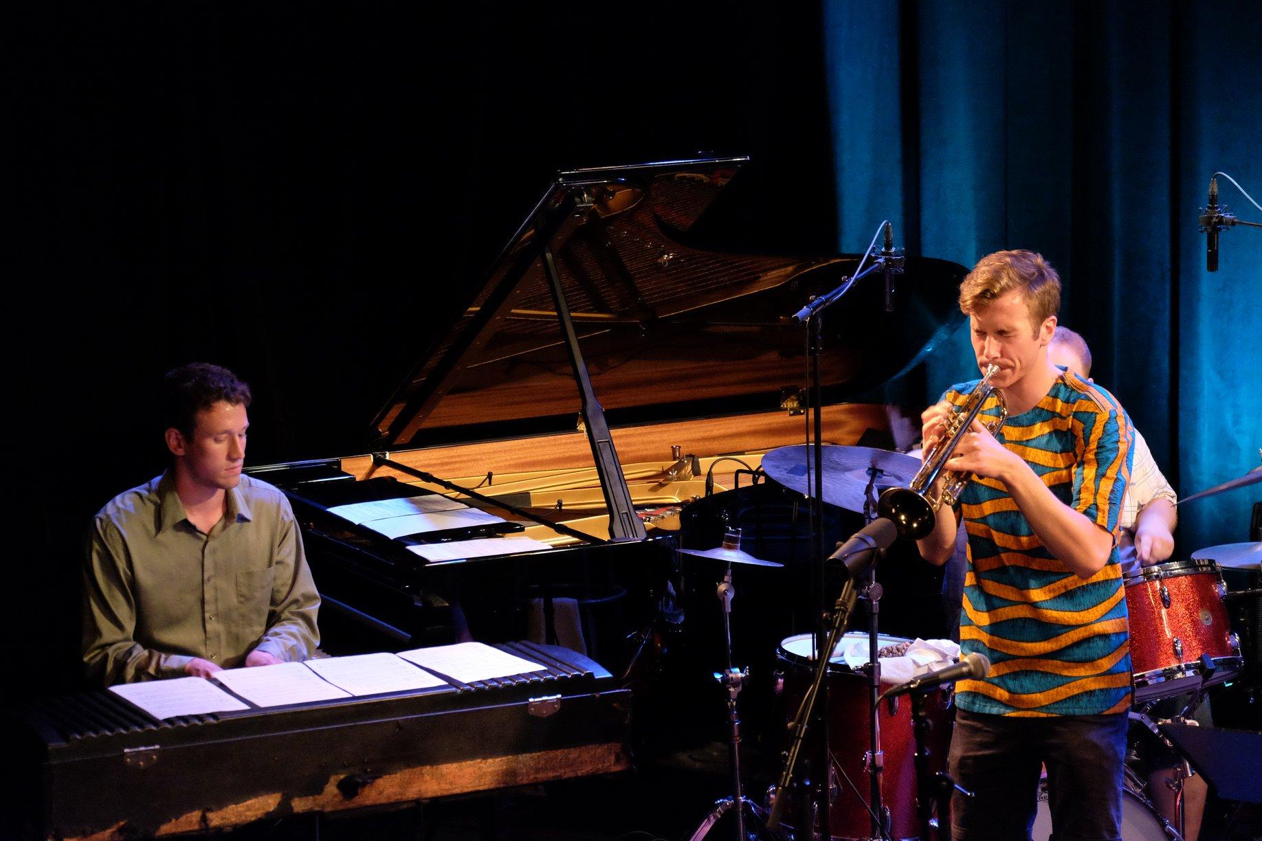 Concert: Adrian Barstad Andresen @Victoria National Jazz Scene, Oslo