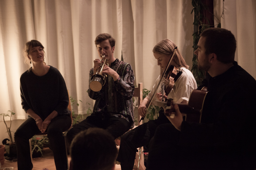 Concert: FRØY@SoFar Sounds. Photo: Andrea Nicolaysen