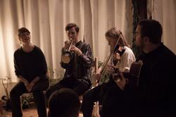 Concert: FRØY@SoFar Sounds. Photo: Andrea Nicolaysen