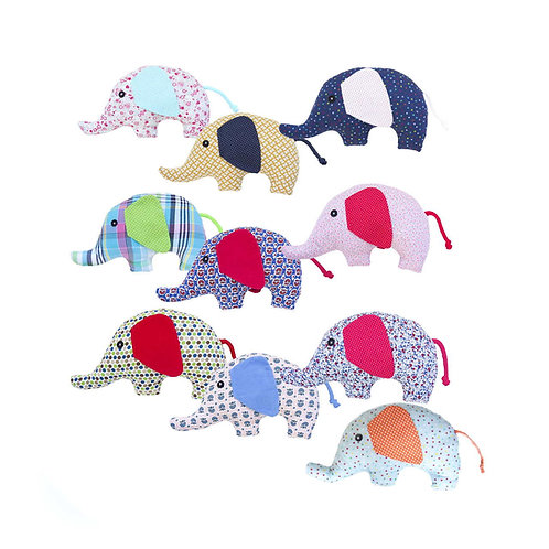 Retro slonček