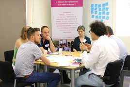 Maison de l'Urbanisme Lorraine-Ardennes : facilitation d'un atelier d'intelligence collective