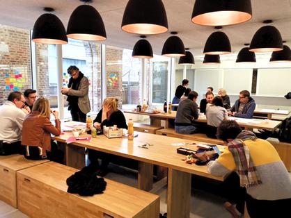 Atelier de co-création pour Mons 2025