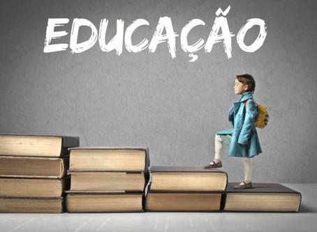Educação de qualidade prepara o jovem para uma vida melhor