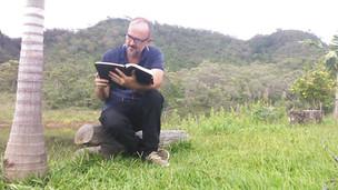 Meditando e buscando a sabedoria
