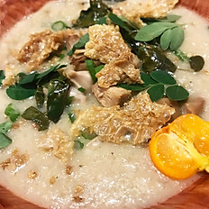 Cauliflower Rice Arroz Caldo