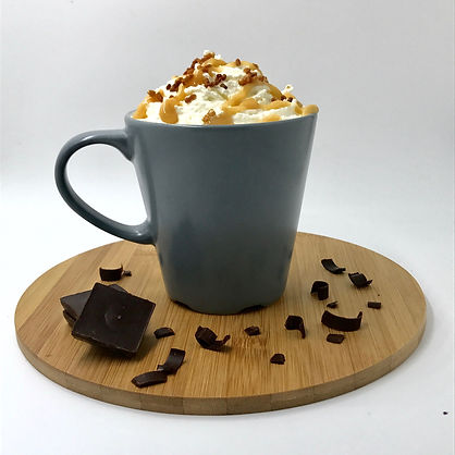 Champorado Hot Chocolate
