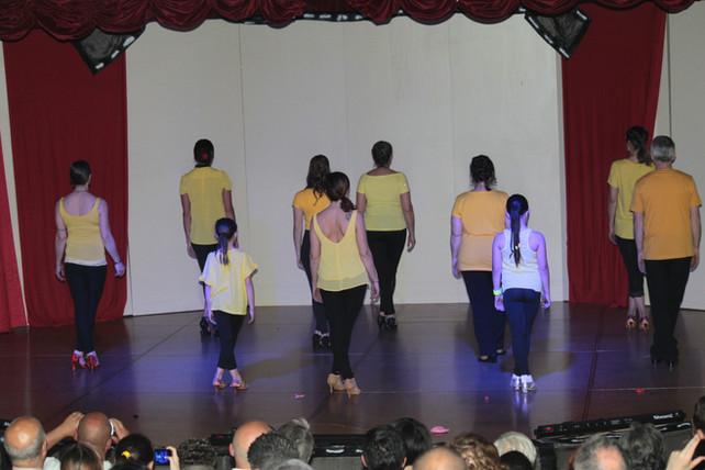 Coreografia di gruppo