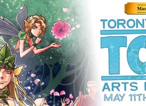 Manga Classics at TCAF 2019!