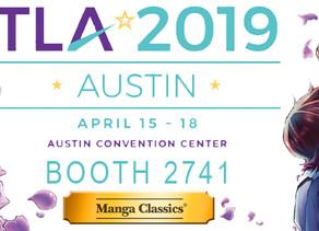 Manga Classics at TLA 2019