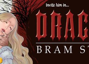 Manga Classics: Dracula - Pre-Order Available!