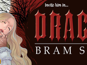 Manga Classics: Dracula - Pre-Order Available!