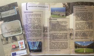 Salamanca's monuments brochures!