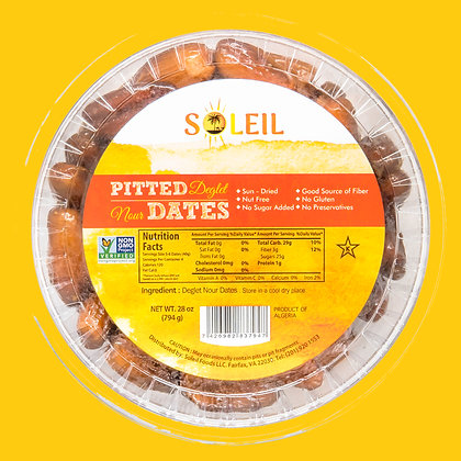 Pitted Deglet Nour Dates 28oz