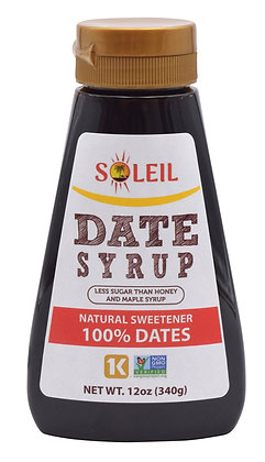 12oz Date Syrup  (Pack of 2)