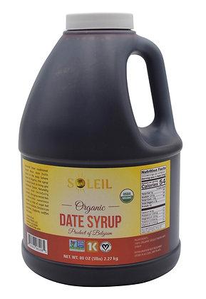 80 oz (5LB )Organic Date Syrup