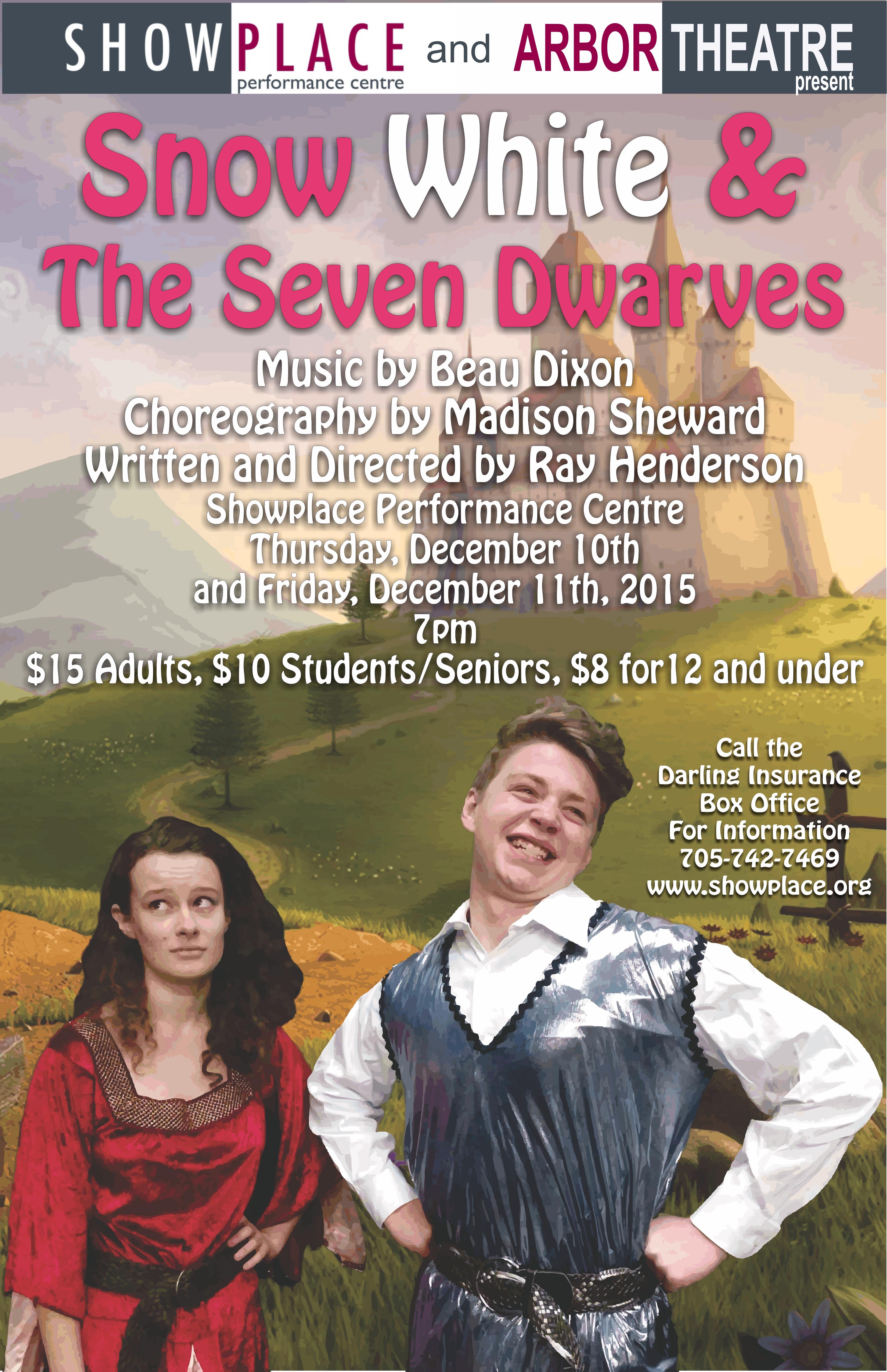 Snow White Poster Draft