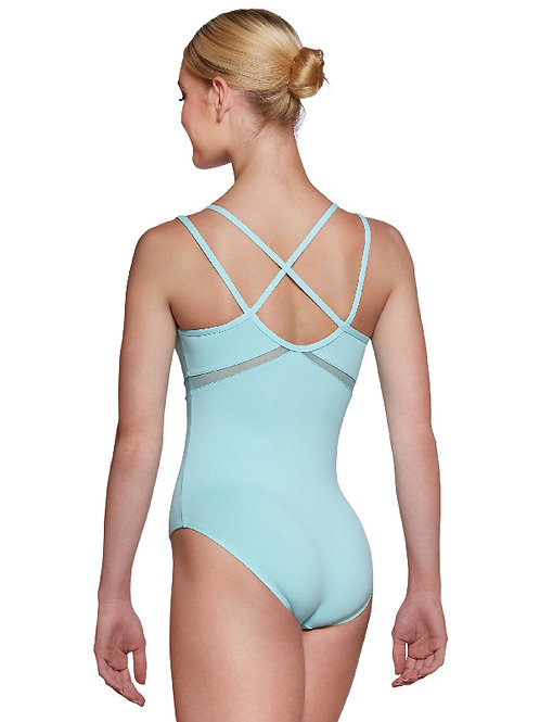 Strut Stuff Breeze Leotard - Child (Seafoam)