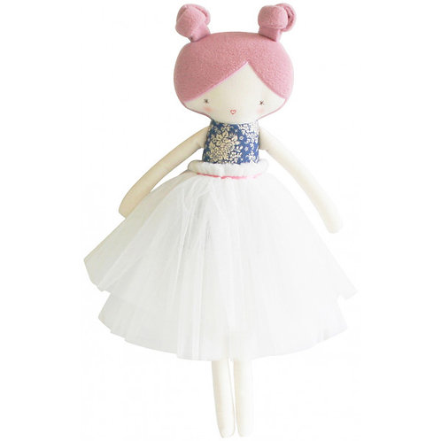 Alimrose Colette Doll - Navy and Pink