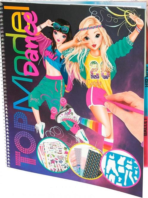 Top Model Dance Activity Book
