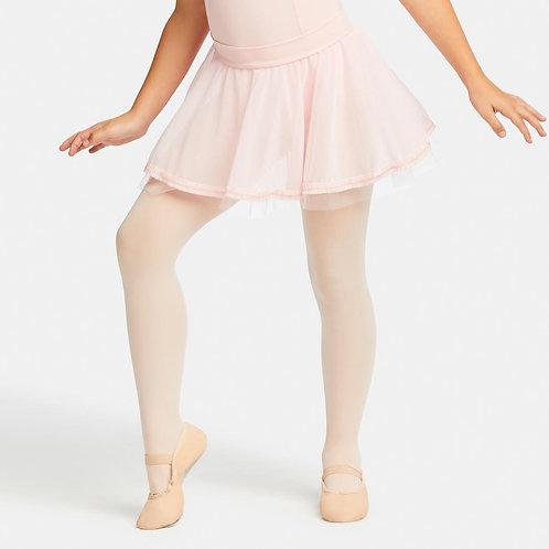 Capezio Spun Sugar Pull On Skirt