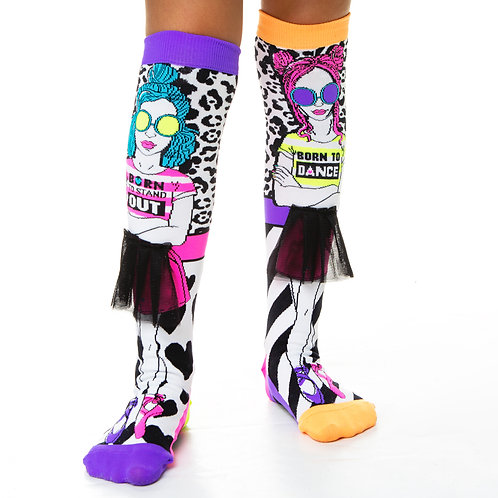 Mad Mia Ballerina Socks