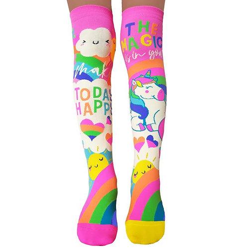 Mad Mia Rainbow Socks