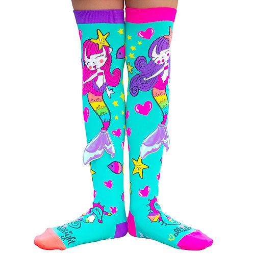 Mad Mia Under The Sea Socks