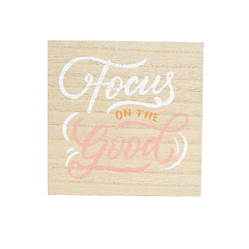 Splosh Blockwords - Focus On the Good