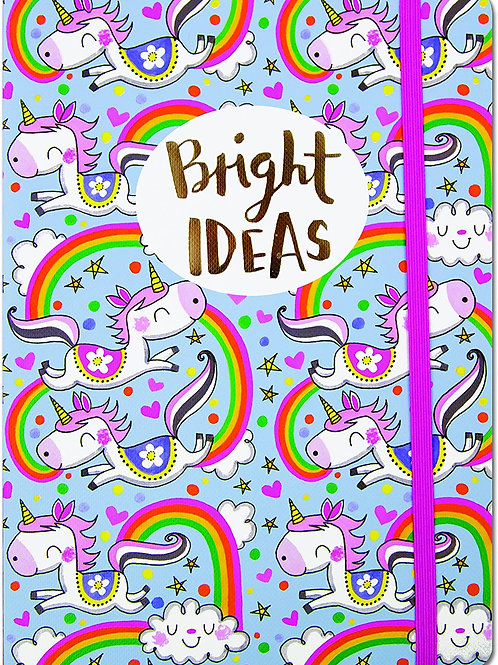 Rachel Ellen Notebook - Bright Ideas
