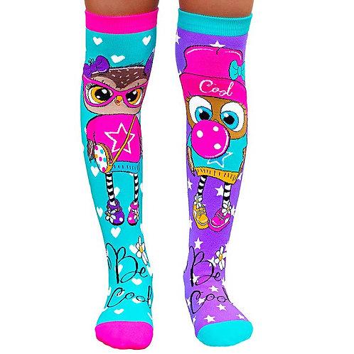 Mad Mia Owl Socks
